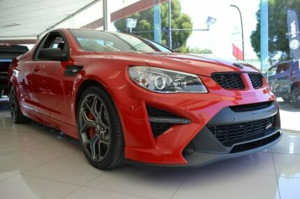 2017 Holden Special Vehicles Maloo GEN-F2 MY17 GTS R Red 6 Speed Manual Utility Wagga Wagga Wagga Wagga City Preview