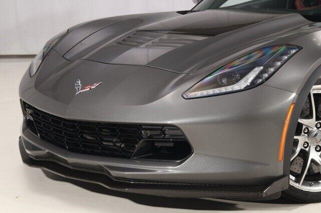 2016 Gray Chevrolet Corvette Z06 3LZ   C7 Corvette Photo 6