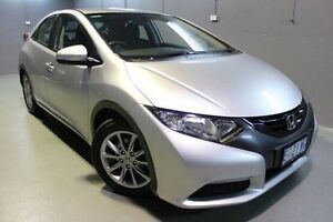 2012 Honda Civic 9th Gen VTi-S Silver 6 Speed Manual Hatchback Invermay Launceston Area Preview