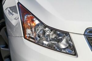 2013 Holden Cruze JH MY13 CD Equipe White 6 Speed Automatic Sedan Glendalough Stirling Area Preview