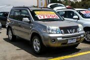 2004 Nissan X-Trail T30 II TI Gold 4 Speed Automatic Wagon Ringwood East Maroondah Area Preview