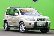 2006 Nissan X-Trail T30 II TI Gold 5 Speed Manual Wagon Ringwood East Maroondah Area Preview
