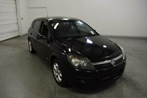 2006 Holden Astra AH MY06 CDX Black 4 Speed Automatic Hatchback Moorabbin Kingston Area Preview