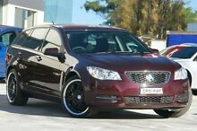 2013 Holden Commodore VF MY14 Evoke Sportwagon Purple 6 Speed Sports Automatic Wagon Pennant Hills Hornsby Area Preview
