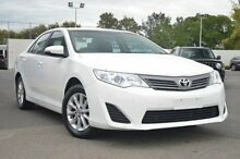 2014 Toyota Camry ASV50R Altise White 6 Speed Sports Automatic Sedan Nailsworth Prospect Area Preview