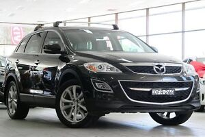 2012 Mazda CX-9 10 Upgrade Luxury (FWD) Black 6 Speed Auto Activematic Wagon Roseville Ku-ring-gai Area Preview