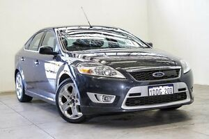 2009 Ford Mondeo MB Titanium Grey 6 Speed Sports Automatic Hatchback Osborne Park Stirling Area Preview