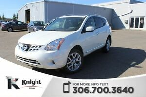 2013 Nissan Rogue SL CERTIFIED PRE OWNED!