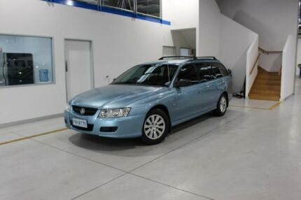 2007 Holden Commodore VZ@VE Executive Blue 4 Speed Automatic Wagon Moonah Glenorchy Area Preview