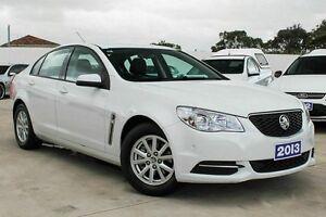 2013 Holden Commodore VF MY14 Evoke White 6 Speed Sports Automatic Sedan Craigieburn Hume Area Preview