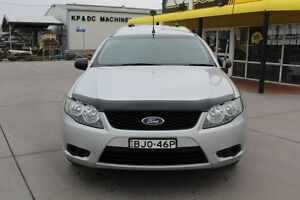 2009 Ford Falcon FG Ute Super Cab Silver 5 Speed Sports Automatic Utility Telarah Maitland Area Preview