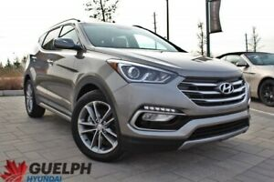 2018 Hyundai Santa Fe Sport 2.0T ONE OWNER! CLEAN CARPROOF!