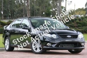 2010 Ford Falcon FG XR6 Black 6 Speed Sports Automatic Sedan