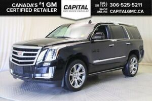 2015 Cadillac Escalade Premium 4WD*SUNROOF*NAV*LEATHER*