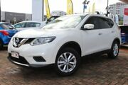 2015 Nissan X-Trail T32 ST 2WD White 6 Speed Manual Wagon Parramatta Park Cairns City Preview