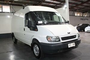 2005 Ford Transit VJ Mid (MWB) White 6 Speed Manual Van Pennington Charles Sturt Area Preview