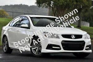 2014 Holden Commodore VF SV6 White 6 Speed Automatic Sedan Wangara Wanneroo Area Preview