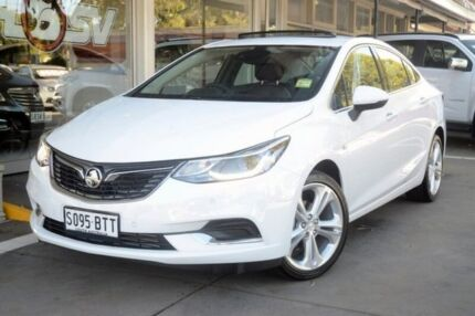 2017 Holden Astra BL MY17 LTZ White 6 Speed Sports Automatic Sedan Somerton Park Holdfast Bay Preview