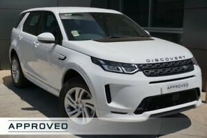 2019 Land Rover Discovery Sport L550 20MY D150 R-Dynamic S Fuji White 9 Speed Sports Automatic Wagon Phillip Woden Valley Preview