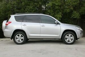 2011 Toyota RAV4 ACA33R MY12 Cruiser Silver 4 Speed Automatic Wagon Ferntree Gully Knox Area Preview
