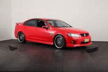 2009 Holden Commodore VE MY10 SS Red 6 Speed Automatic Sedan Mulgrave Hawkesbury Area Preview