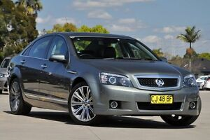 2015 Holden Caprice WN MY15 V Grey 6 Speed Auto Active Sequential Sedan Greenacre Bankstown Area Preview