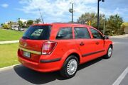 2007 Holden Astra AH MY07 CD Red 4 Speed Automatic Wagon Somerton Park Holdfast Bay Preview
