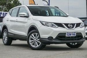 2016 Nissan Qashqai J11 ST White 1 Speed Constant Variable Wagon Bellevue Swan Area Preview