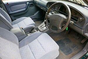 1996 Toyota Lexcen T4 VXi Green 4 Speed Automatic Sedan