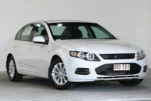 2013 Ford Falcon FG MK2 XT Ecoboost White 6 Speed Automatic Sedan Coopers Plains Brisbane South West Preview