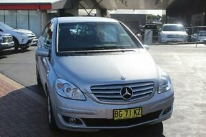2007 Mercedes-Benz B200 W245 MY08 W245 Silver Constant Variable Hatchback South Maitland Maitland Area Preview