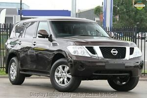 2015 Nissan Patrol Y62 ST-L Brown 7 Speed Sports Automatic Wagon Wangara Wanneroo Area Preview