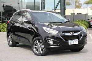 2015 Hyundai ix35 Black Sports Automatic Wagon St James Victoria Park Area Preview