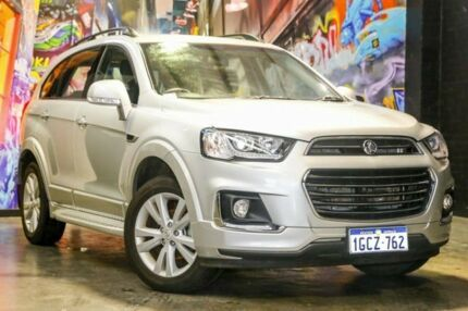 2016 Holden Captiva CG MY16 LT AWD Nitrate 6 Speed Sports Automatic Wagon