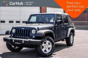 2018 Jeep Wrangler JK Unlimited NEW CAR Sport 4x4|LED,Connect,Pw
