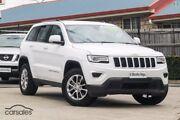 2015 Jeep Grand Cherokee WK MY15 Laredo White 8 Speed Sports Automatic Wagon Hillcrest Logan Area Preview