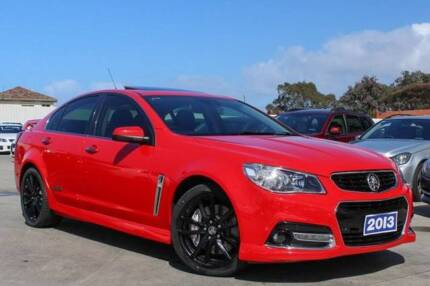 From $132 per week on finance* 2013 Holden Commodore Sedan