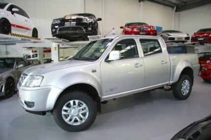 2015 Tata Xenon MY15 Arctic Silver 5 Speed Manual Utility Beckenham Gosnells Area Preview