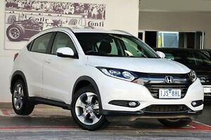 2015 Honda HR-V MY15 VTi-S White 1 Speed Constant Variable Hatchback Doncaster Manningham Area Preview