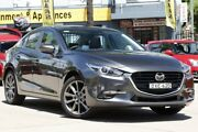 BN5236 SP25 Sedan 4dr SKYACTIV-MT 6sp 2.5i Haberfield Ashfield Area Preview