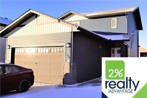 54 Morris Court Blackfalds Listed By 2% Realty Advantage Inc.