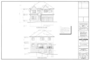 Builders' Huge Opportunity To Build 2 Det'd Homes In Whitby!