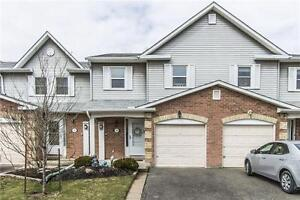 Amazing Opportunity To Own In Oakville! Condo Townhouse