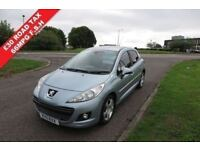 PEUGEOT 207 1.6 HDI SPORT,2011,Alloys,Air Con,66mpg,£30 Tax,Very Clean Inside&OutFinance Available