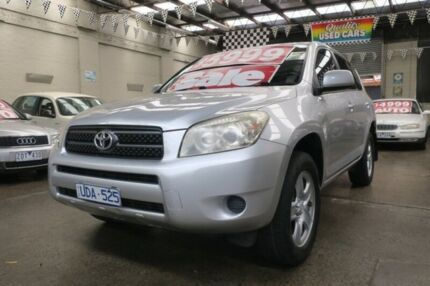2006 Toyota RAV4 ACA33R CV (4x4) 5 Speed Manual Wagon Mordialloc Kingston Area Preview