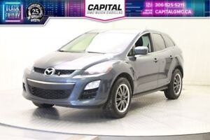 2011 Mazda CX-7 GS AWD *Local Trade-No PST-Leather-Sunroof*