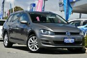 2016 Volkswagen Golf VII MY16 110TSI DSG Highline Grey 7 Speed Sports Automatic Dual Clutch Wagon Willagee Melville Area Preview
