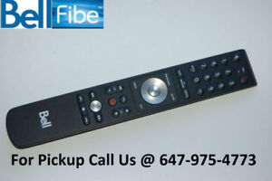 Bell Fibe TV Slim Genuine Remote Control for VIP 1216,1232,2202