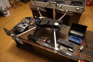 Turbo Ace Matrix-E Multi rotor Professional Camera Platform