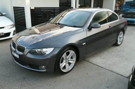 2007 BMW 325i E92 Steptronic Grey 6 Speed Sports Automatic Coupe Cheltenham Kingston Area Preview